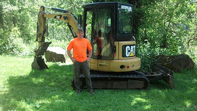 excavating contractor eugene oregon