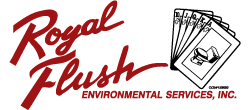 Royal Flush Environmental Septic Services Logo
